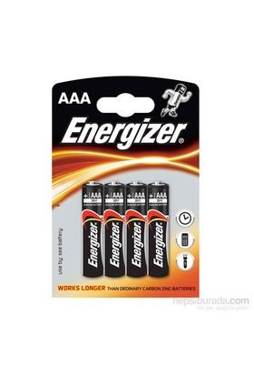 Energizer (D9-7893/6816) Base Alkalin AAA İnce Kalem Pil 4'lü Blister