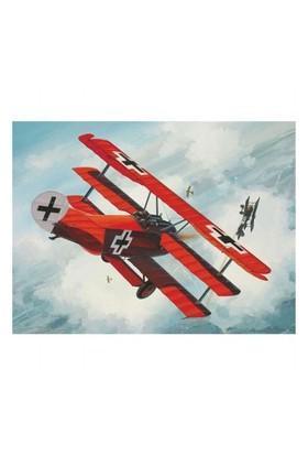 Revell Uçak Fokker Dr. 1 / 6702