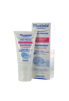 MUSTELA Stelaprotect Face Cream 40 ml - Kuru ve Hassas Ciltler için Yüz Kremi