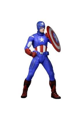 Neca Avengers Captain America1/4 Scale Figure