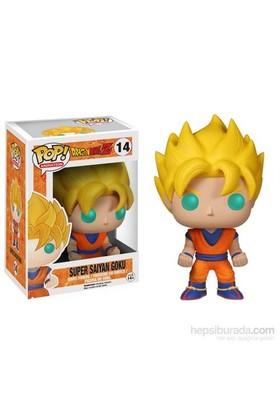 Funko Dragonball Z Super Saiyan Goku POP