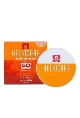 Heliocare Compact Spf 50 10 Gr ( Light Buğday Ten )
