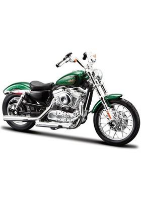 Maisto Harley Davidson 2012 Xl1200v 1:18 Model Motorsiklet
