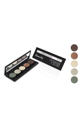 Catherine Arley Palette Eyeshadow 5 Colors 04