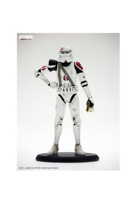 Star Wars: Commander Neyo 1/10 Statue