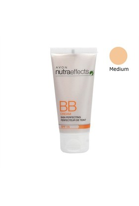 Avon Nutra Effects Bb Cream Spf 15 Fondöten