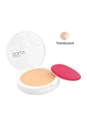 Avon Color Trend Sıkıştırılmış Pudra Spf10 Translucent