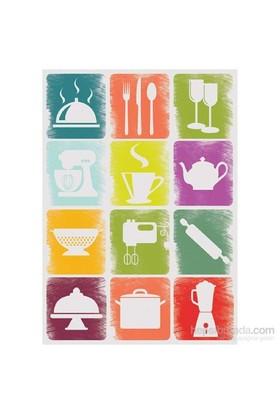 Ks Games Colour?S İn Kitchen Ceren Topsakal 500 Parça