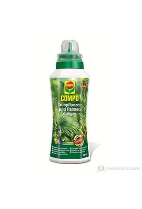 Compo Yeşil Yapraklı Bitkiler İçin Sıvı Gübre 500 Ml