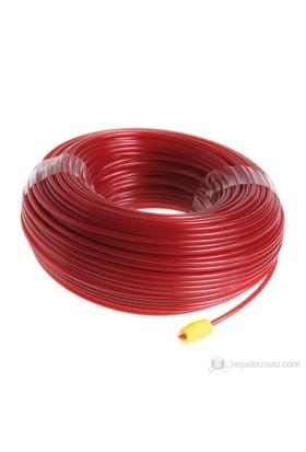 Ryobi Misina Yedeği 2.4mm 50m Kırmızı