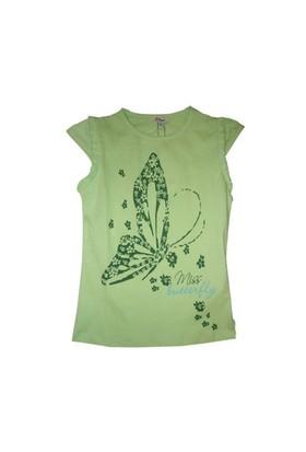Zeyland Kız Çocuk Yesil Bluz K-9741352