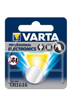 Varta Professional Cr1616 Lithium 3V Bls 1 6616101401