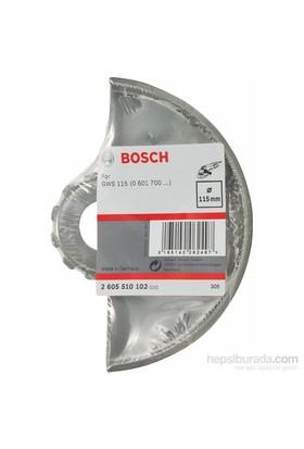 Bosch - Kapaksız Koruma Siperi - 115 Mm