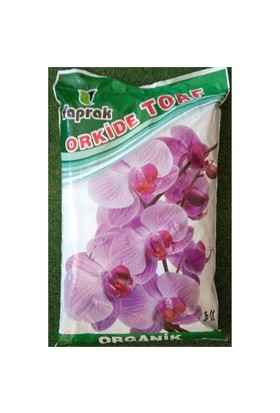 Yaprak Orkide Toprağı 5 lt