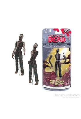 The Walking Dead: Michonne's Zombie Pet Figür Comic Series 2