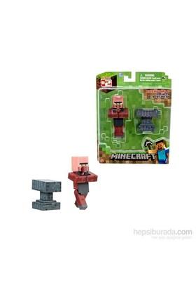 Minecraft Blacksmith Villager Figür