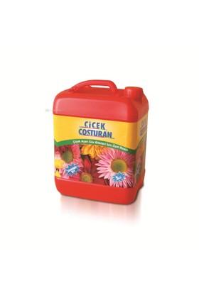Çiçek Coşturan 1350 [5Lt Kırmızı] - Çiçek Açan Süs Bitkileri İçin