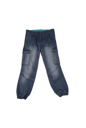 Zeyland Kız Çocuk Denim Pantolon K-32Z364gjf02
