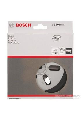 Bosch - Zımpara Tabanı - Yumuşak, 150 Mm