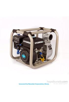 "Hyundai Wp80 Su Motoru 3"" Benzinli"