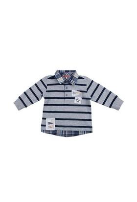 Zeyland Erkek Çocuk Cizgili S-Shirt K-52Z1zck62