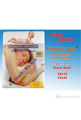 Marvellous Su Geçirmez Micro Bebek Yastık Kılıfı