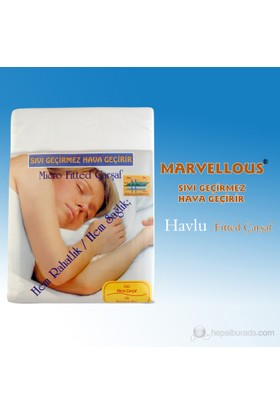 Marvellous Su Geçirmez Micro Ped 100x200 (Kenarları Lastikli)