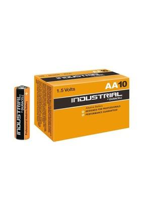 Duracell Aa Alkalin Endüstriyel Kalem Pil 10'Lu Paket