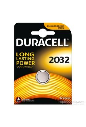 Duracell Electronics Lityum 2032 Özel Pil
