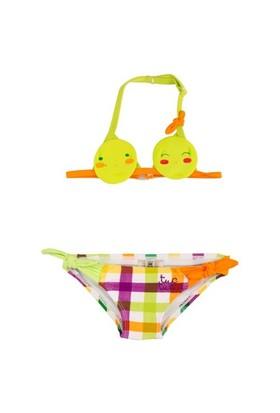 Tuc Tuc Çocuk Bikini, Veggies