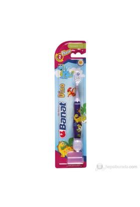 Banat Dino Çocuk Diş Fırçası