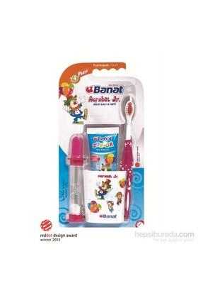 Banat Acrobat Junior Diş Fırça Seti