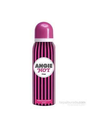 Rebul Angie Hot Lines Kadın Deodorant 125 Ml