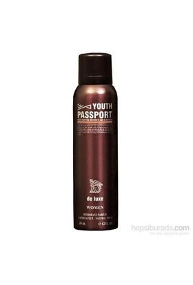 Youth Passport De Luxe Kadın Deodorant