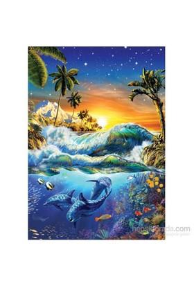 Art Puzzle 1000 Parça Hawaii de Şafak Vakti Puzzle