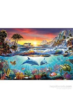 Art Puzzle 1500 Parça Cennet Koyu Puzzle