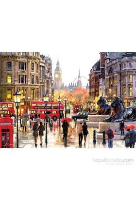 Art Puzzle Londra Trafalgar Meydanı 2000 Parça Puzzle