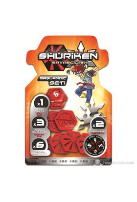 Shuriken Başlangıç Seti