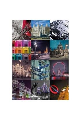 Dino Puzzle London (2000 Parça)