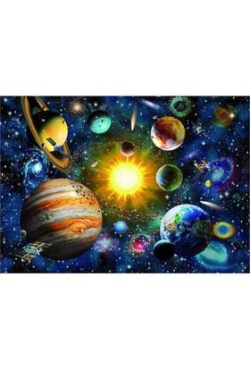 Dino Puzzle The Solar System (2000 Parça)