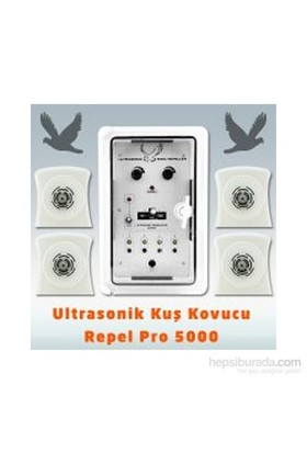 Repel Ultrasonik Kuş Kovucu Pro 5000