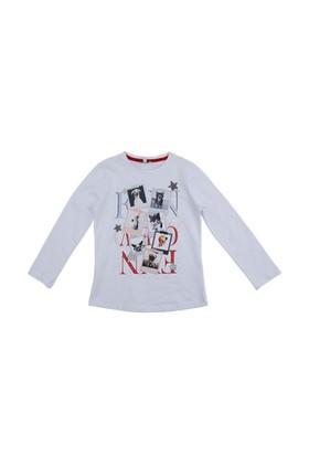 Zeyland Kız Çocuk Ekru T-Shirt K-52Z4msn62