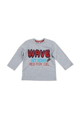 Zeyland Erkek Çocuk Gri T-Shirt K-52Kl3161