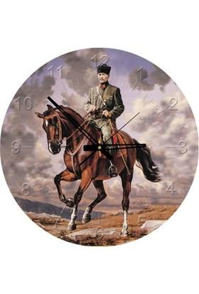 Art Puzzle Saat Mustafa Kemal Atatürk (570 Parça)