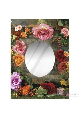 Art Puzzle Aynalı Puzzle 850 Parça Gül Güzeli