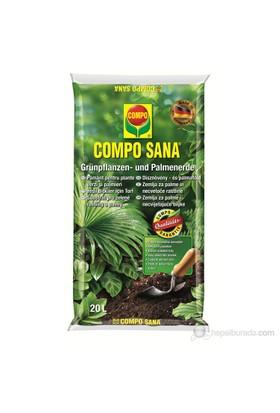 Compo Yeşil Bitkiler İçin Toprak 20 Lt