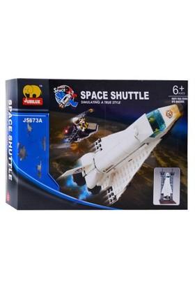 Uzay Gemisi Ve Atış Platformu Lego Seti