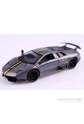 Motomax Lamborghini Murcielago LP670 SV 1/24 Die Cast Model Araç
