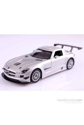 Motomax Mercedes-Benz SLS AMG GT3 1/24 Die Cast Model Araç