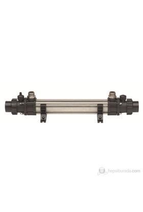 Waterfun Eşanjör Borulu Tip Titanium Paslanmazçelik 100Kw Wf/Elc